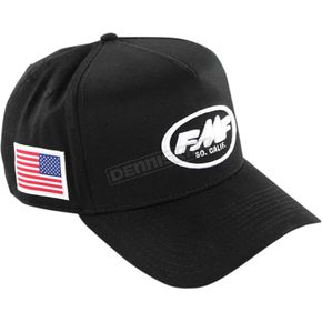 FMF Black Glory Days Hat - FA6196903BLKONZ