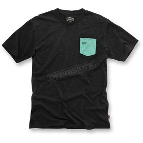 100% Dark Gray Cordova T-Shirt - 32043-018-10