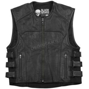 Black Brand Ice Pick Perforated KoolTeK Vest - BB3006