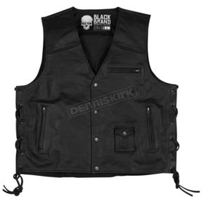 Black Brand Axe Vest - BB3067