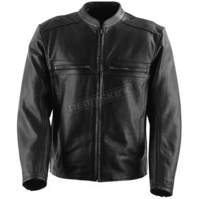 Black Brand Fahrenheit KoolTek Perforated Jacket - BB3125