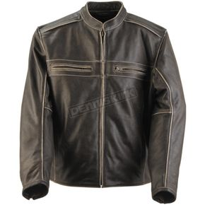 Black Brand Two Lane Jacket - BB3137