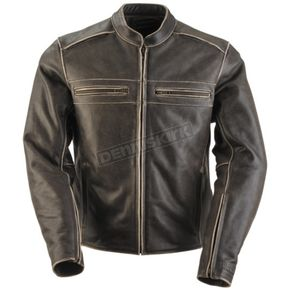 Black Brand Vintage Rebel Jacket - BB3263
