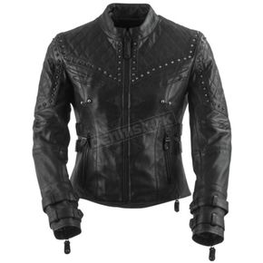 Black Brand Women's Brazilian Waxed Jacket - BB3360