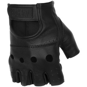Black Brand Bare Knuckle Shorty Gloves - BB7005