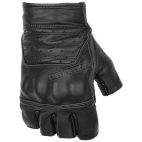 Black Brand Brawler Shorty Gloves - BB7044
