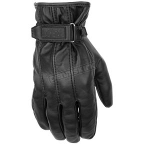 Black Brand Freeway Gloves - BB7076