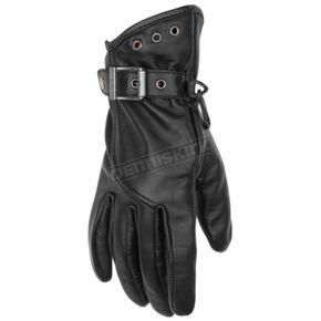 Black Brand Women's Crystal Gloves - BB7142