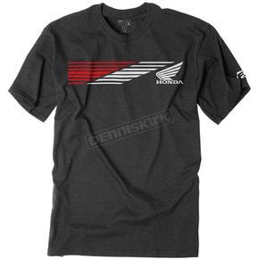Factory Effex Charcoal Honda Speed T-Shirt - 19-87308