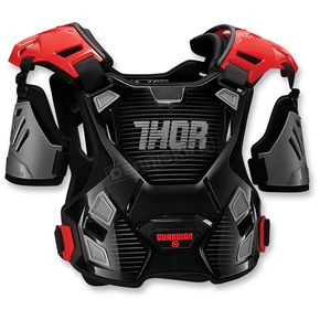 Thor Black/Red Guardian Roost Deflector - 2701-0791