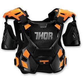 Thor Black/Orange Guardian Roost Deflector - 2701-0794