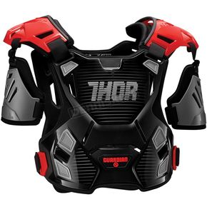 Thor Youth Black/Red Guardian Roost Deflector - 2701-0802