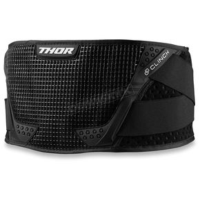 Thor Black/White Clinch Belt - 2703-0129