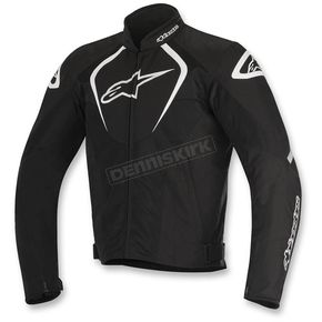 Alpinestars Black T-Jaws Air Jacket - 3301517-10-S