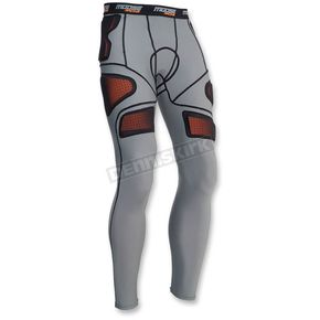 Moose Gray XC1 Base Armor Pants - 2940-0307