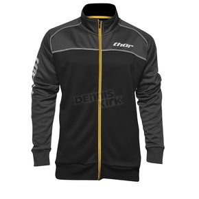 Thor Gray/Black Blocker Track Jacket - 2920-0475