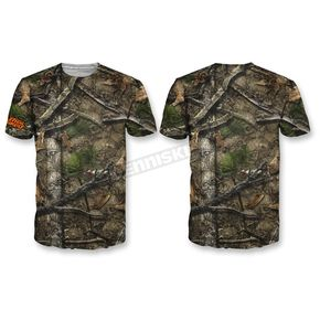 Lethal Threat Camo Backwoods Skull T-Shirt  - SC50508M