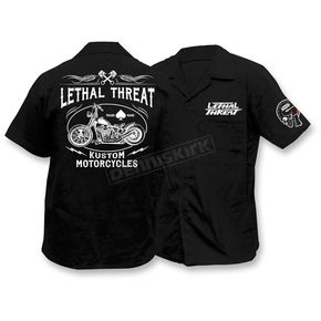 Lethal Threat Work Shirts - FE50163XXL