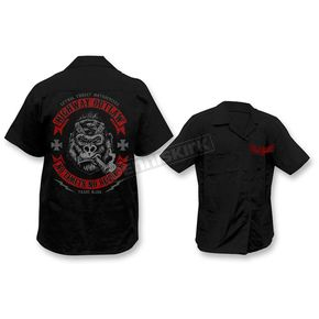 Lethal Threat No Limits Gorilla Work Shirts  - HW50189XXL