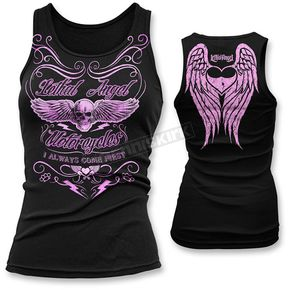 Lethal Threat Womens Come First Tank Top - LT20387XL