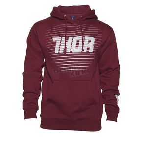 Thor Cardinal Chase Pullover Hoody - 3050-3859
