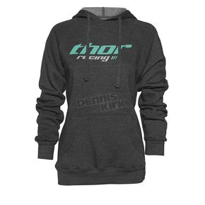 Thor Women's Carbon Pinin Pullover Hoody - 3051-0946