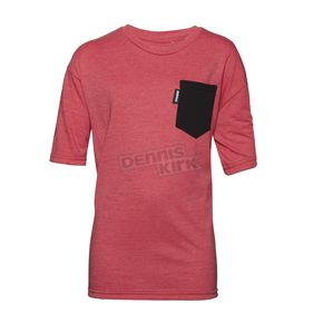 Thor Youth Red Shroud Pocket T-Shirt - 3032-2467
