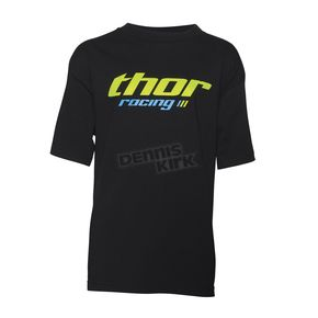Thor Toddler Black Pinin T-Shirt - 3032-2472
