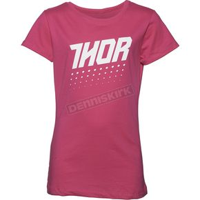 Thor Toddler Hot Pink Aktiv T-Shirt - 3032-2506