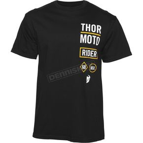Thor Black Rocker T-Shirt - 3030-14632