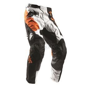 Thor Orange/White Pulse Taper Pants  - 2901-6316