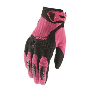 Thor Pink Spectrum Gloves - 3330-4441