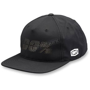 100% Fragment Poly Snap Back Hat - 20052-001-01