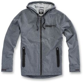 100% Gray Heather Storbi Jacket  - 39003-188-11