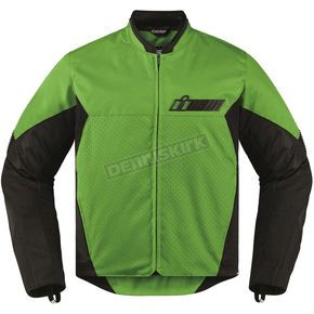 Icon Green Konflict Jacket - 2820-3889