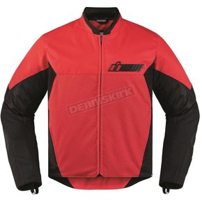 Icon Red Konflict Jacket - 2820-3900