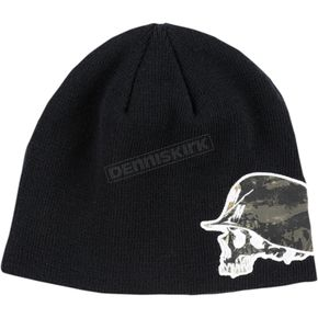 Metal Mulisha Black Realtree Invader Beanie  - FA6591002BLKONE
