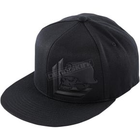 Metal Mulisha Exiled Flexfit Hat - FA6596003BLKL/X