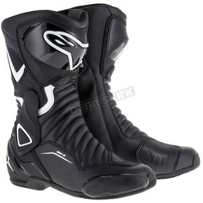 Alpinestars Black Stella SMX-6 v2 Women's Boot - 2223117-12-41