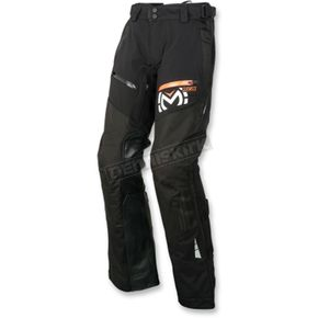 Moose Black XCR Pants - 2901-6380