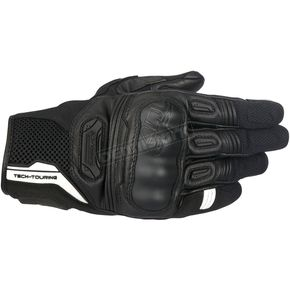 Alpinestars Black Highland Gloves - 3566617-10-XL