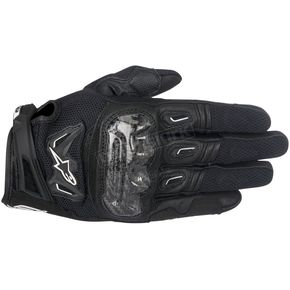 Alpinestars Womens Black Stella SMX-2 Air Carbon v2 Gloves - 3517717-10-S