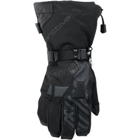 Arctiva Black Ravine Gloves - 3340-1197
