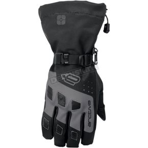 Arctiva Black Quest Gloves  - 3340-1214