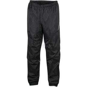 Alpinestars Black Hurricane Rain Pants  - 3224617-10-3X