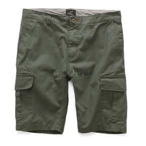 Alpinestars Military Green Constructor Shorts - 101723002608-32