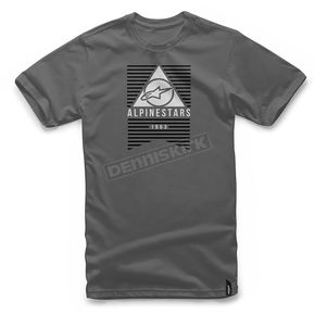 Alpinestars Charcoal Awakens T-Shirt - 101772010-18-L