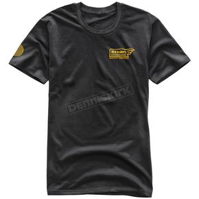 Alpinestars Black Static T-Shirt  - 101773215-10-XL