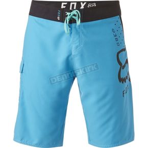 Fox Acid Blue 360 Solid Boardshorts - 18887-588-32