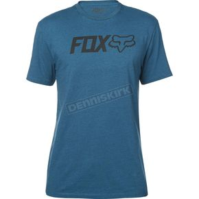 Fox Heather Reef Watchful Premium T-Shirt - 19467-492-M
